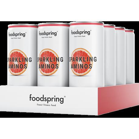 sparkling aminos foodspring
