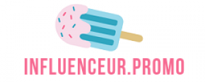 influenceur promo logo