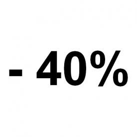 Code promo Bulk Powders : 40% de réduction dès 70€ d'achats