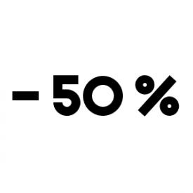 Promo Boohoo : 50% de réduction sur tout