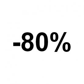 Code Promo The Protein Works : -80% sur tout jusqu'au 24/05/19