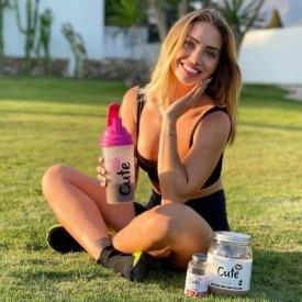 Code Promo Cute Nutrition Anastasiya Bury : 20% de réduction