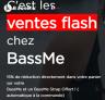 Promo BassMe : 15% de remise