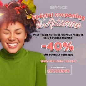 Code Promo Bbryance : 40% de remise