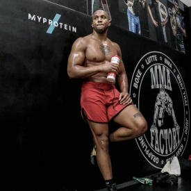 Code Promo Myprotein Cyril Gane : 15% de réduction